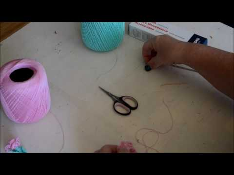 Crochet a beautiful rose - Crochet - Tutorial - English