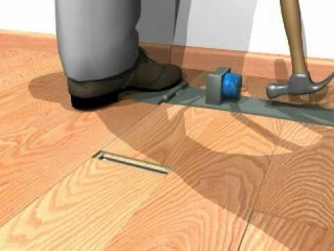 Quick•Step® Laminate Flooring Installation - Unifix Tool