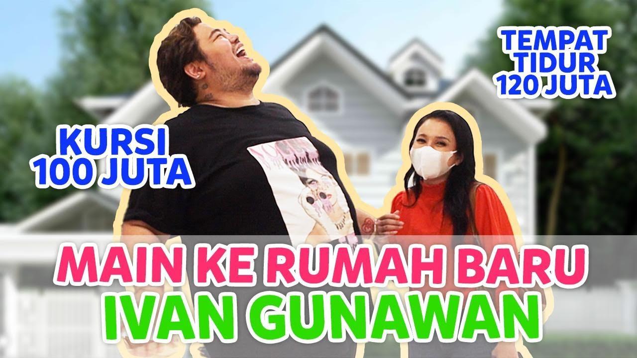 Download MEWAHNYA RUMAH BARU SULTAN IVAN GUNAWAN !! ( PERTAMA KALI DIKASI LIHAT KE PUBLIK) MP3 Gratis