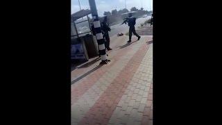 """צומת תפוח: שוטרי מג""""ב מוודאים הריגה באשה פלסטינית שלטענתם התכוונה לדקור אותם"""