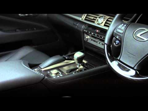 Lexus 'how to' - Clean your leather seats