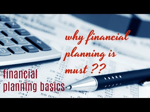 why financial planning is important#saving and investment by financial planning