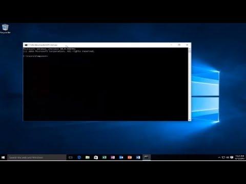 How To Determine Account Type In Windows 10