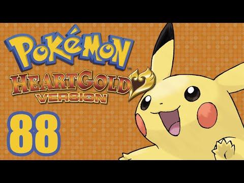 Pokemon HeartGold (Blind) -88- On the road through Viridian City!