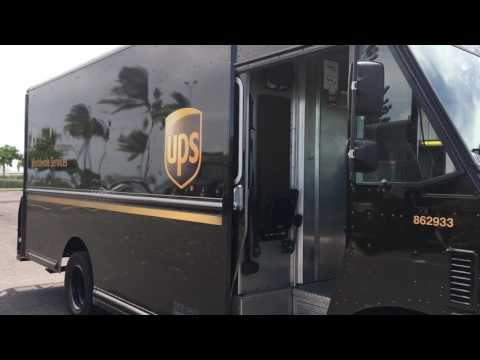 UPS HAWAII SAFETY TEAM - Driving to Delivery point