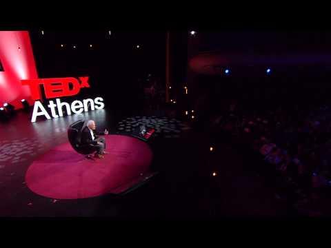 Poetry in the modern world | Titos Patrikios | TEDxAthens