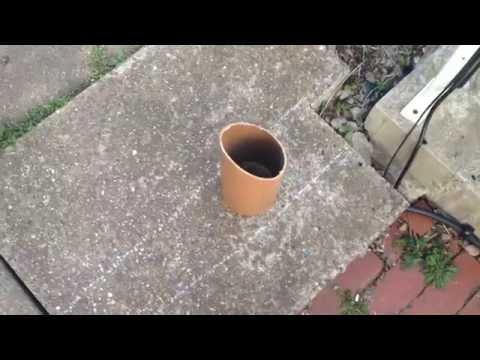 building underground cellar part 1