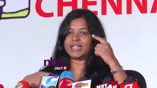 Me Too Alligation on Director Susi Ganasan Leena Manimegalai | nba 24x7