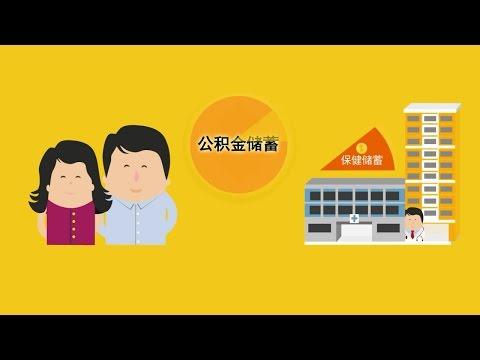 3M's: Medisave  (Mandarin)
