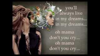 Steelheart - Mama Don't You Cry + Lyrics