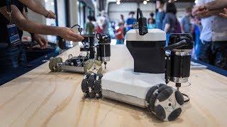 CNC Router That Runs on a Robot