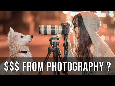 Can Photographers Still Make Money With Stock Photography