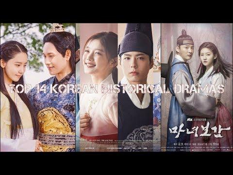 Download Top 14 Romantic Korean Historical Dramas