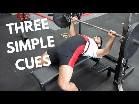 Bench Press: Setting Up for a Big Arch