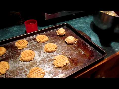 Peanut Butter Cookies in Spanish video 2