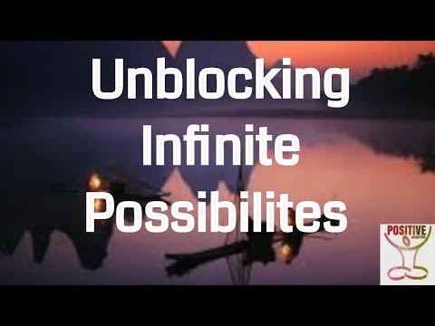 Infinite Possibilities - Guided Meditation on Unblocking Creativity & Letting Go of Fear, Anxiety