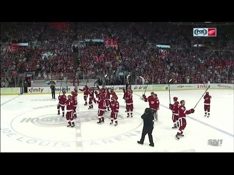 Last Game @ The Joe - Best Crowd Moments