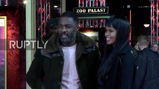 Germany: Idris Elba presents directional debut Yardie at Berlinale