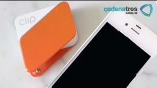 Clip Aditamento Para Aceptar Pagos Con Tarjetas De Crdito Y Debito En Smartphone