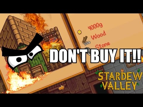 Stardew Valley Tips: 4 TIPS & TRICKS to Try Right Now