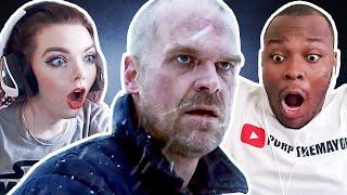 Fans React to the Stranger Things Season 4 Teaser