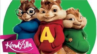Alvin E Os Esquilos Part. Mc Zaac - Vai Embrazando (alvinzilla)