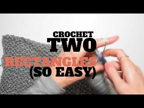 Easy Knit Like Crocheted Pullover