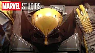 Marvel Avengers Weapon X Breakdown - Wolverine Marvel Phase 4 Easter Eggs