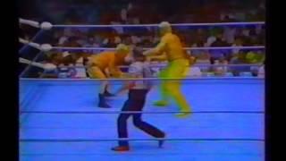 "L A Olympic Don ""fonzo"" Fargo Vs. Willem Ruska June 25, 1976"