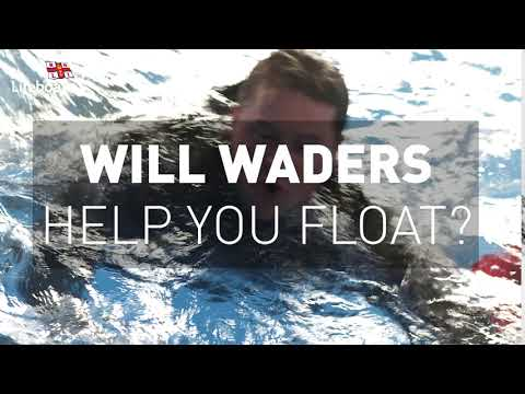Will Waders Help You Float?