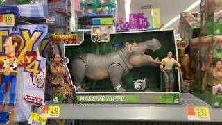 Jumanji 3: The Next Level | New Toys Released at Walmart!