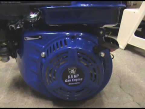 6.5 HP Motor for Baja Doddle Bug Minibike
