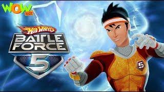 Hot Wheels Battle Force 5 | Gearing Up | In Hindi | Ep 2 | Wow Kidz