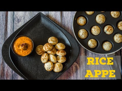 Appe Recipe in Hindi-How to Make Paddu-Kuzhi Paniyaram Recipe in Hindi-Kalimirchbysmita-Ep270