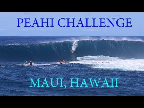 Peahi Challenge 2017