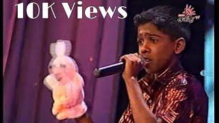 Junior superstar season 2 prakash K Irumanam konda