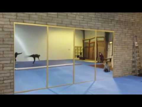 Gym Mirrors by swifts furniture