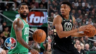 Kyrie Irving misses game winner as Celtics fall to Giannis Antetokounmpo, Bucks | NBA Highlights