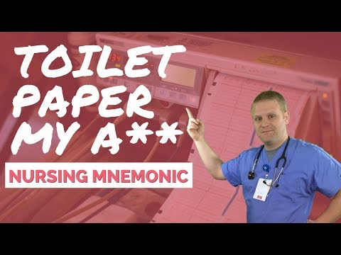 TOILET PAPER MY A** (Nursing Mnemonic for Heart Valves and Cardiac Blood Flow)