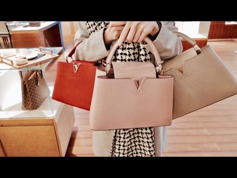 Kupiłam nową torebkę Louis Vuitton!