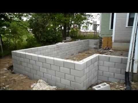 Ann Arbor Bonus Room Addition- Foundation Walls
