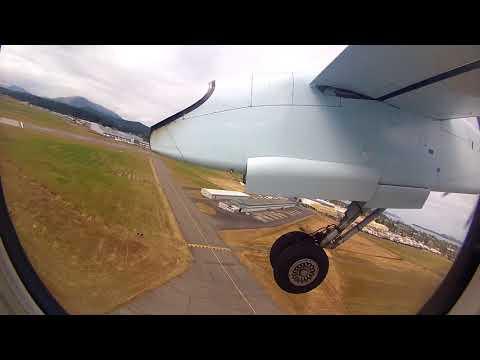 ***Full Flight*** Victoria (YYJ) - Vancouver (YVR) ---Trip Report--- 2017