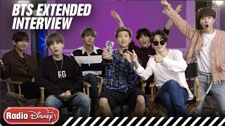 Download BTS Extended FULL Interview! | Radio Disney Video