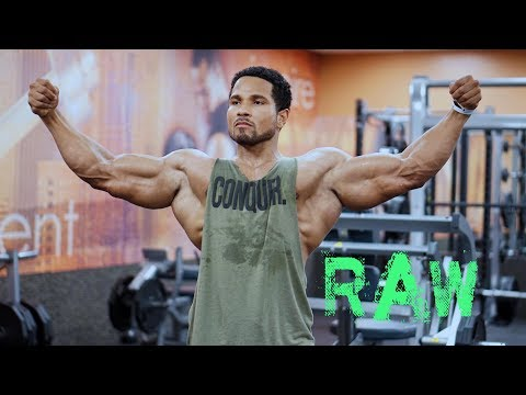 THE RAW LEAN BULK- EP1- EVERYTHING RAW-BACK AND TRICEPS SUPERSETS