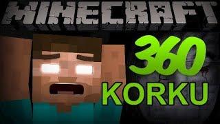 360 Minecraft Korku Gerilim dolu bir maceraya atılalım