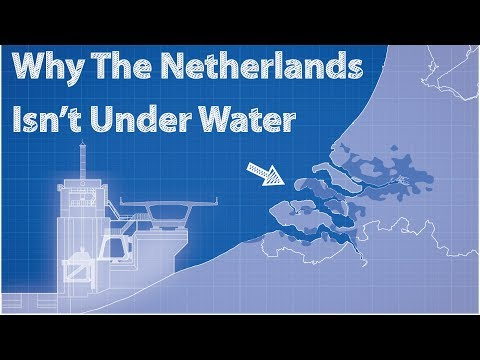 Why The Netherlands Isn't Under Water