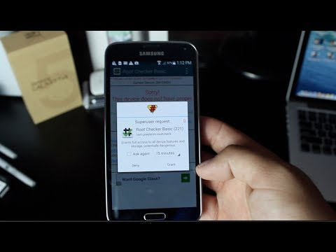 How To ROOT ATT Verizon Galaxy S5, Note 3 and ANY Android Device! TowelRoot