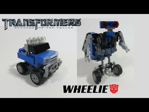 Lego Transformers : Revenge of the Fallen - Wheelie