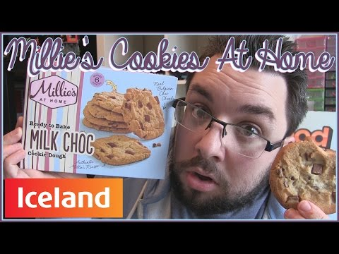 Millies Cookies At Home Review | Iceland