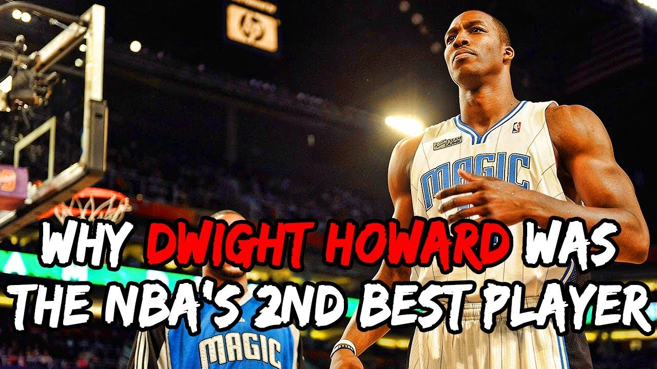 Why Dwight Howard was ranked the #2 Player in the NBA in 2011